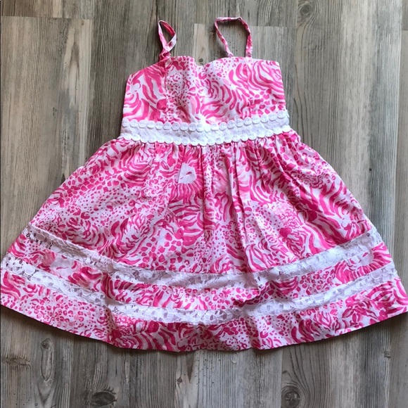 Lilly Pulitzer Other - Lilly Pulitzer Toddler Dress